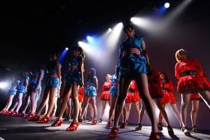 LinQ 300回記念公演にて、ワンマンライブ「Team LinQ 襲来!!」「奉納 LinQ夏祭り2013」発表!!