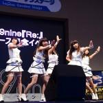 9nine(ナイン)、来夏、初の日本武道館ワンマンライブ開催決定!