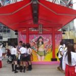 【AKB48】渋谷109に指原大明神 出現!!