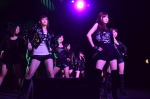 "BAD""GIRLS""J スペシャルナイトで乃木坂46が美の競演!"