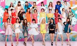 E-girls、NEWアルバム「E.G. TIME」が1月1日発売週に1位を獲得!3作連続首位記録達成!