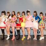 SUPER☆GiRLSデビュー4周年イベント大盛り上がり!