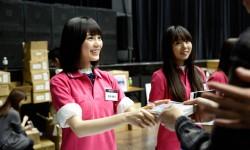 1万人が殺到!Zepp Tokyoあわやパンク寸前?!乃木坂46ファーストアルバムお渡し会開催!