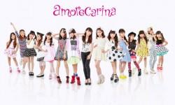 女子小学生&女子中学生から大人気のガールズユニット・amorecarina(アモレカリーナ)、CDデビュー