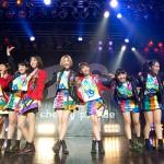 チキパ「NY凱旋集会」ライブの模様をGYAO限定配信!
