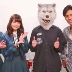 乃木坂46高山、MC復帰で今年の抱負を語る!BOOM BOOM SATELLITESからコメント到着!