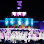 乃木坂46、7時間越えライブ!真冬の西武ドームで3万8千人熱狂。新曲『命は美しい』初披露!