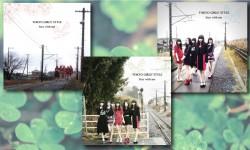 東京女子流 NEW SINGLEはみんなでつくり上げるミディアム曲!作詞・山邊未夢、メインボーカル・新井ひとみ、MV主演・庄司芽生、小西彩乃はピアノ演奏も!