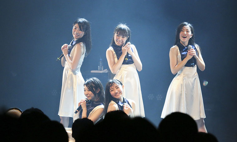 Dorothy Little Happy 【5th Anniversary Year Live】第一弾Live大盛況の中、続々と嬉しい報告!