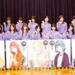 乃木坂46、人気漫画原作『じょしらく』を舞台化!15人決定、落語に挑戦!