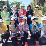 SUPER☆GiRLS、ホノルルハーフマラソン・ハパルア2年連続完走!!