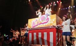 LinQ、4周年記念ライブ大盛況!1年半ぶりとなる、新メンバーも加入発表!!