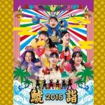 チームしゃちほこ、5月27日発売 DVD/BD『鯱詣2015 at 愛知県体育館』の御年賀風ジャケット写真、『It's New 世界』のライブ映像、『しゃちほこプロレスカード』一挙公開!
