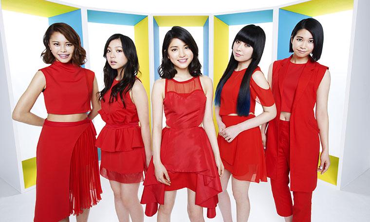 パフォーマンスガールズユニット9nine(ナイン)、ソニーミュージックオフィシャルサイトがオープン!!