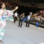 松井玲奈 さいたまスーパーアリーナ卒業イベントにファン殺到!