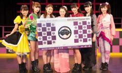 現役アイドルのリアルが詰まった舞台『Girls Street Theater 2015 座・花御代コンチェルト』が渋谷CBGKシブゲキ!!にて開幕!