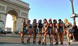 チキパ、パリ公演でのムービー&DVDのジャケットを同時公開!