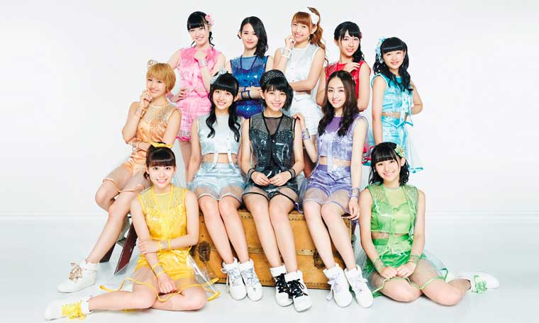 SUPER☆GiRLS、第2章初となるアルバム「SUPER★CASTLE」3月9日発売決定!