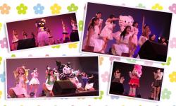 可愛すぎる!サンリオピューロランドでアイドルとサンリオキャラクターが豪華コラボライブ!