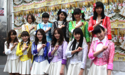 SUPER☆GiRLS勝田梨乃、荒井玲良、6月25日で卒業を発表