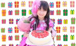 たこやきレインボー、彩木咲良14歳誕生日に新曲『桜色ストライプ』初披露!