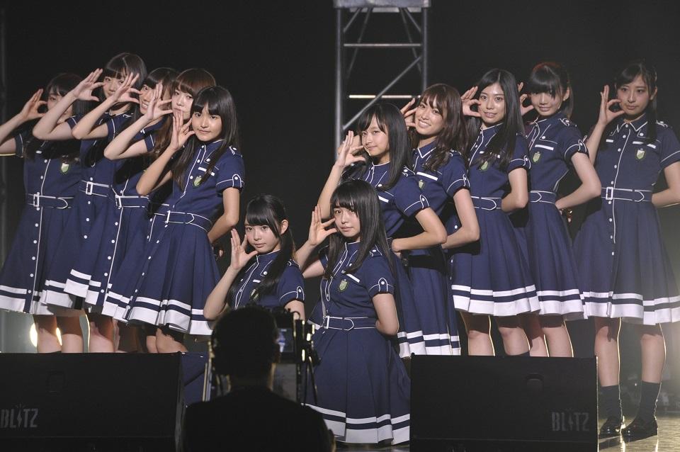 ひらがなけやき: けやき坂46(ひらがなけやき)、赤坂BLITZでの初の単独イベント