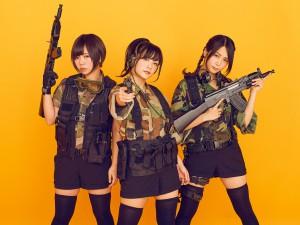 あゆみくりかまき2ndAlbum「大逆襲」A写