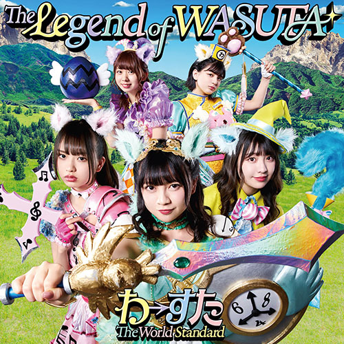 『The Legend of WASUTA』